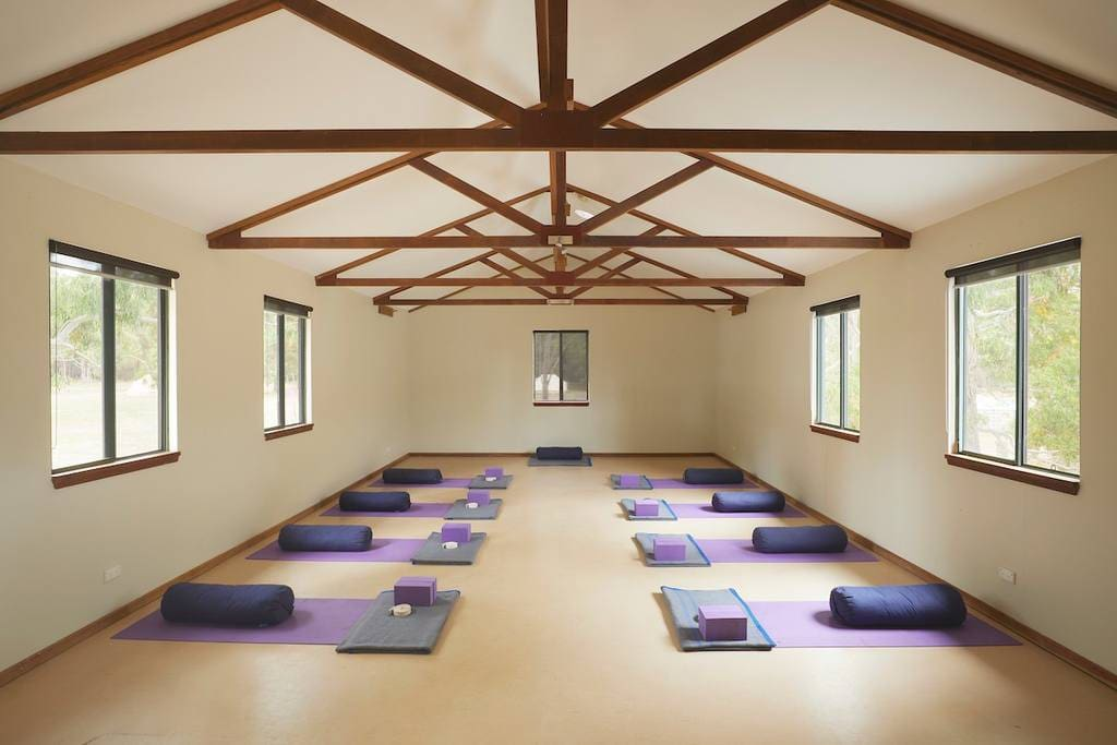 Yoga and Meditation studio