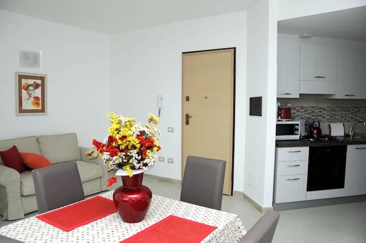 Appartamento con vista a Cagliari