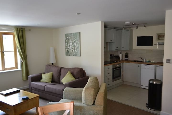 The Stables - Burrington - Apartment