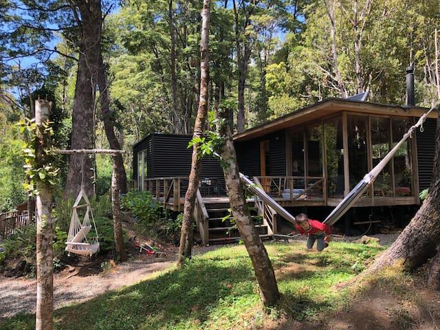 Maravillosa Casa en medio de Bosque