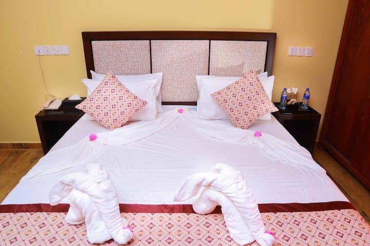 Ceylon sea Standerd Room with AC & free wifi