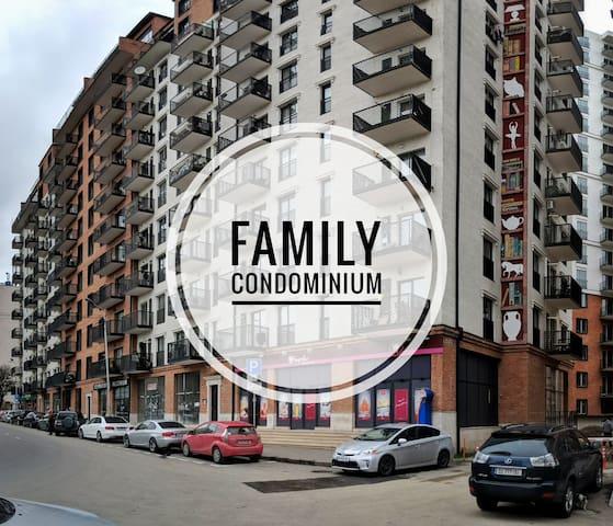 Modern Family condominium