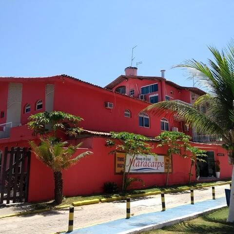 Loft em Maracaípe 50 mts da praia.
