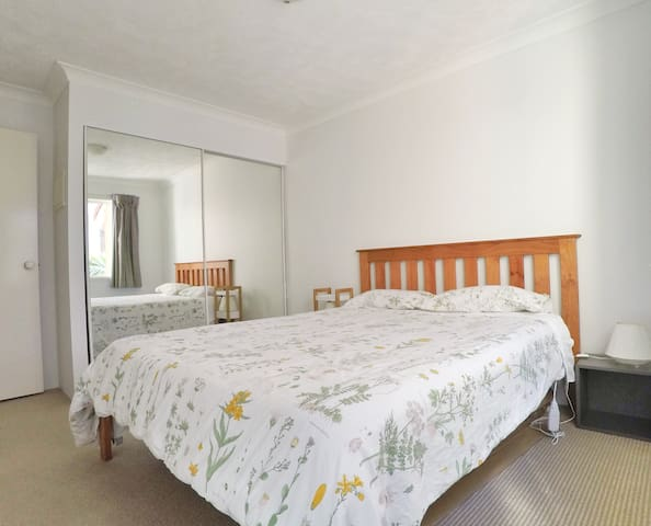 Cozy Bedroom 2min walk to the beach - Coolangatta - Pis