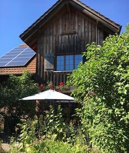 Grosszügiges Haus mit Garten im Grünen - Buhwil