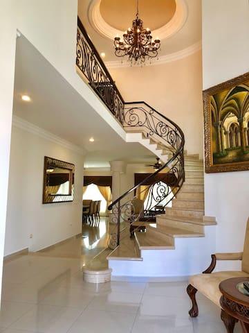 Hermosa Residencia en Club Real ALBERCA10minDelMar