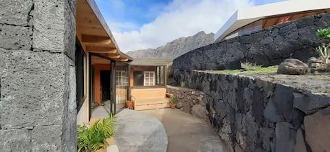 Eco Lodge steps away from Famara beach