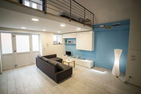 Azzurra Suite-Suggestivo bilocale a Marina Lobra - Massa Lubrense