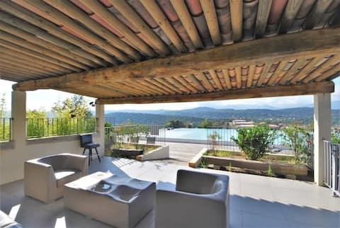 Magnifique T3 avec piscine à Santa Giulia