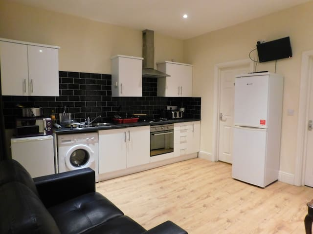 Ecclesall Road Apartment