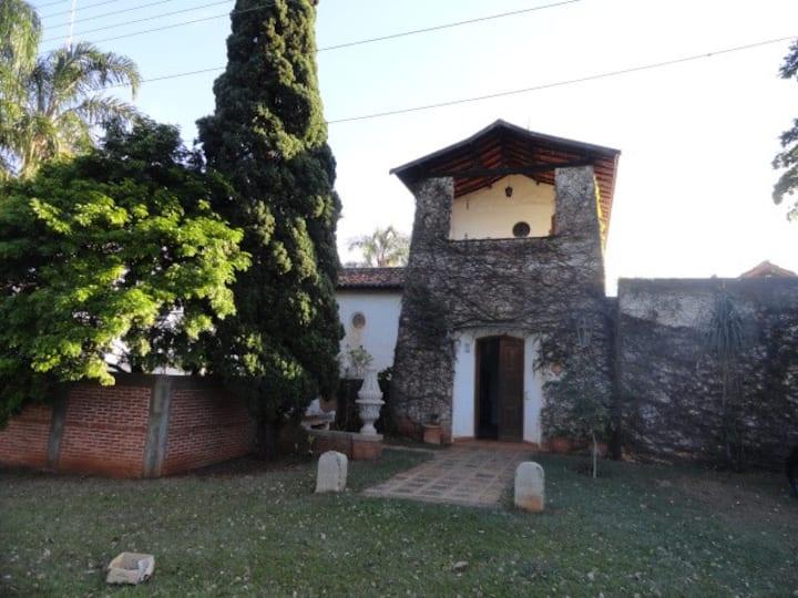 Casale da Uda e Thiago - espaçoso e com piscina