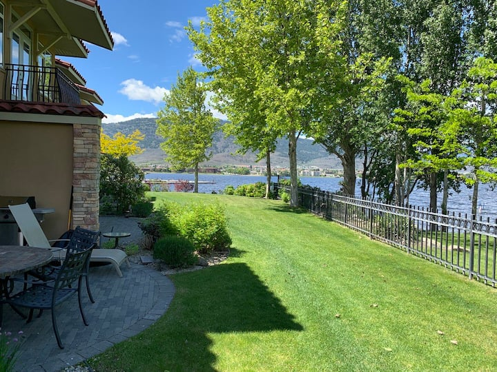 Quiet and Beauty on Osoyoos Lake