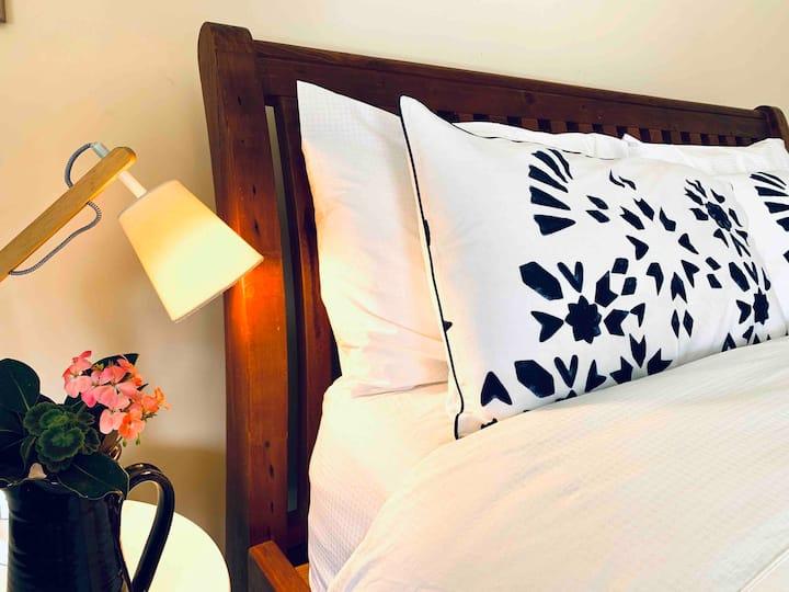 1BR- Ballarat CBD Comfortable cosy