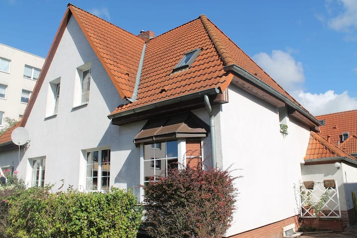 Moderne Ferienwohnung in Meeresnähe in Wismar