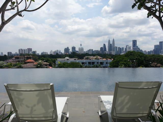 G Residence, KLCC - Kuala Lumpur - Departamento