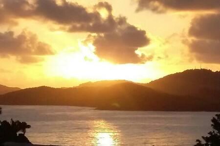 Havre de paix au coeur de la baie de Cosmy