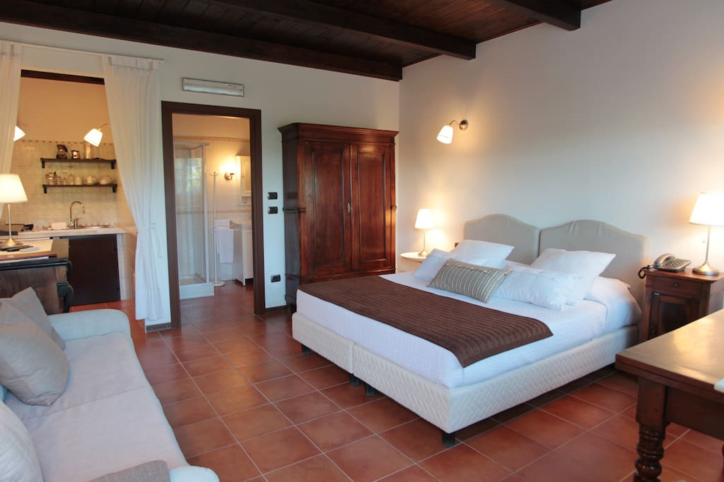 Country Suite - Interno