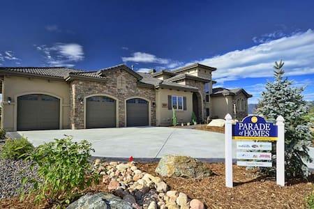 Executive Custom Home Near AF Academy. - Colorado Springs