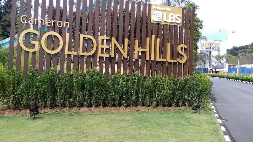 515 Apartment @ Golden Hills Cameron Highlands