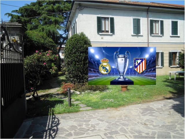 Milan surroundings - Great flat in Villa - Cabiate