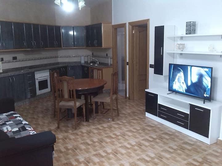 Apartamento en Abrucena-Alpujarra