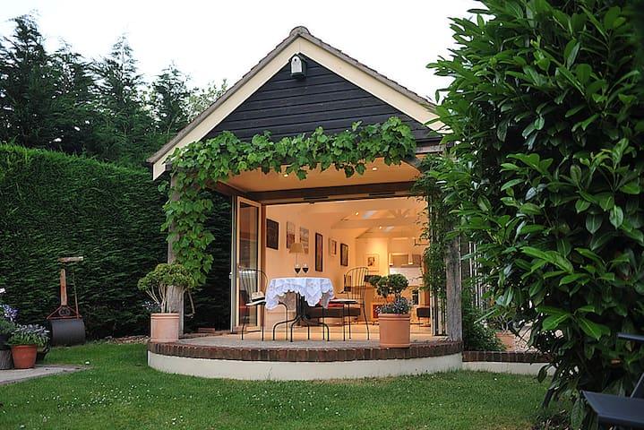 Oak & Glass Forest Lodge