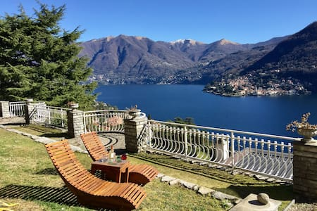 BEAUTIFUL HOUSE  WITH AMAZING VIEW! - Moltrasio - 公寓