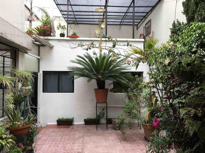 Cómodo estudio en zona norte Ciudad de Mexico
