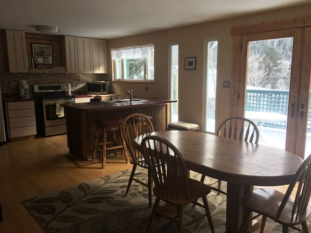 Bright, cozy house in central Clear Creek County