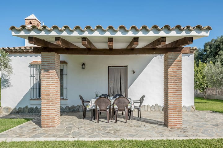 """Charming Rural Home """"Casa Rural Marilo"""" with Garden, Terrace & WiFi; Parking Available; Pets Allowed"""