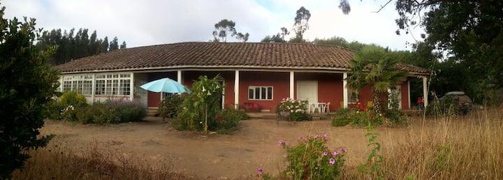 Casa de campo colonial Duao