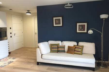 *Newly Renovated 50 m2 apartment - LAKE VIEW*