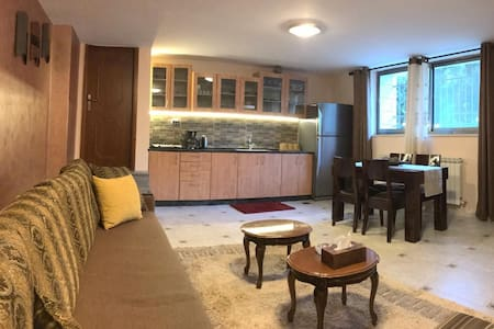 5-Star Ramallah Private Apartment