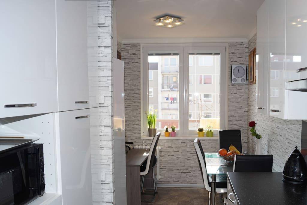 Kitchen / Dinning room