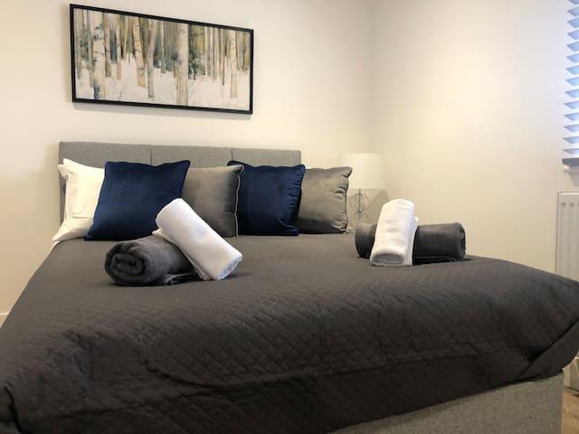 Double En Suite, City Centre, Kitchen, Wifi