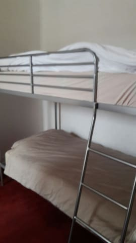 Nice, friendly and welcome room for 3 near Anfield