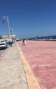 Oued Laou centre
