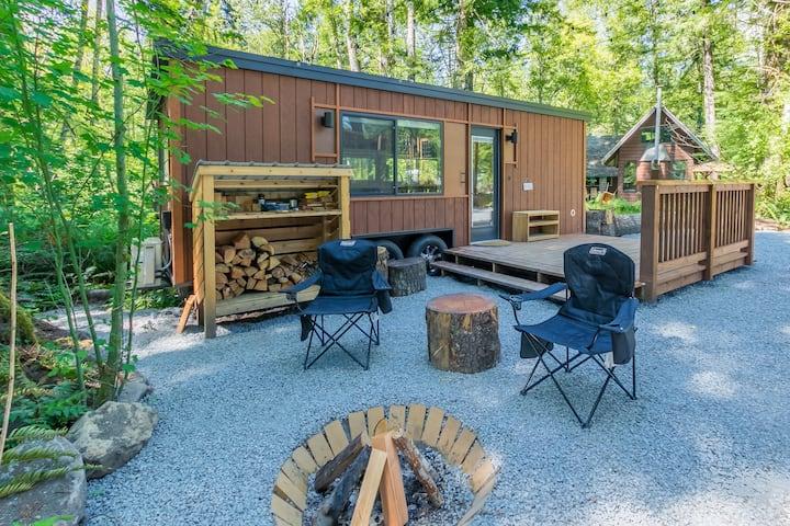 Nugget's Tiny Home @ Mount Rainier
