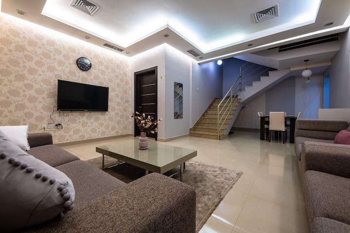 Zahra 360 apartment (أفضل شقه للعائلات)