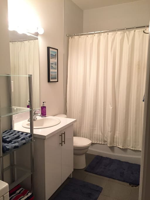 Bathroom with Towels