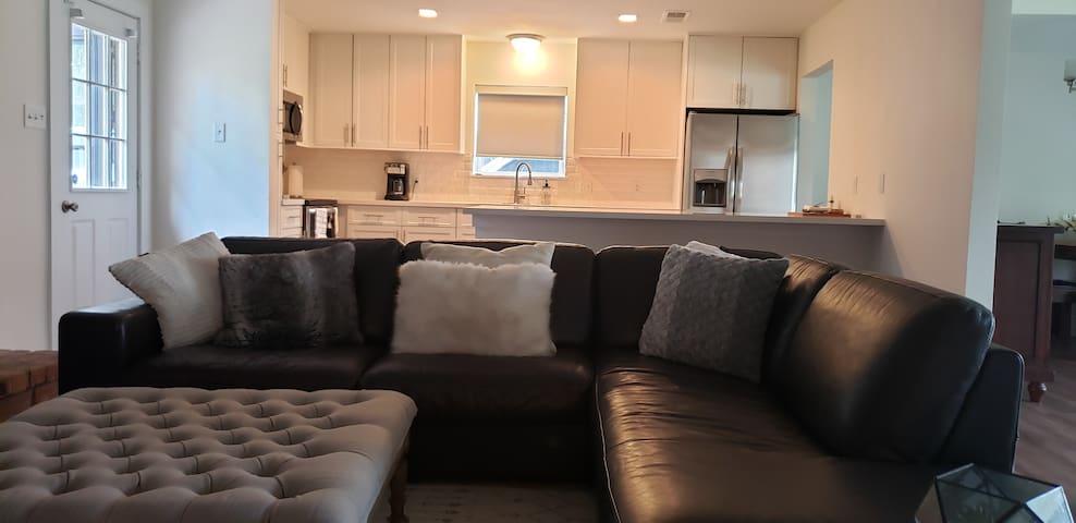 La Casa De Orange - Pearland/Houston Cozy Home