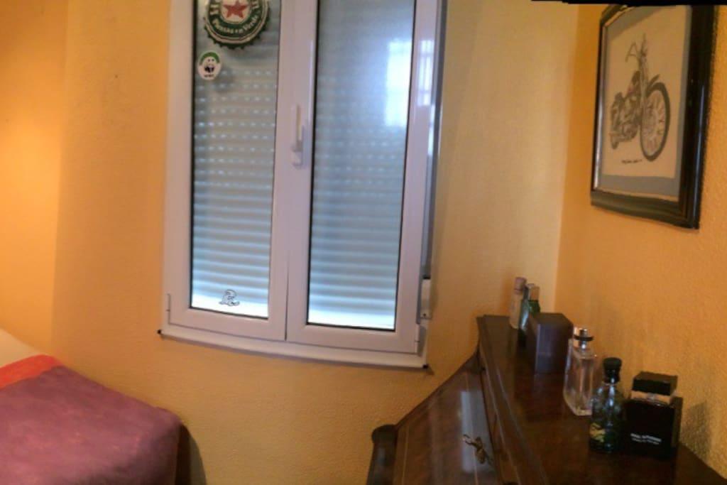 Habitación1/Bedroom 1