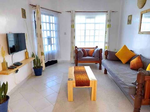 Spacious Cosy 1 BR Apartment within Naivasha Town