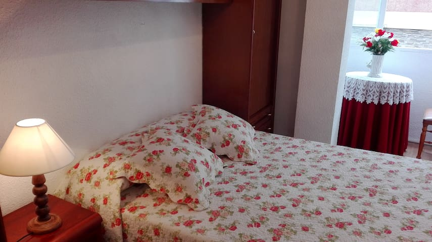 Apartamento de 3 habitaciones junto a la Playa - Santoña - Condomínio