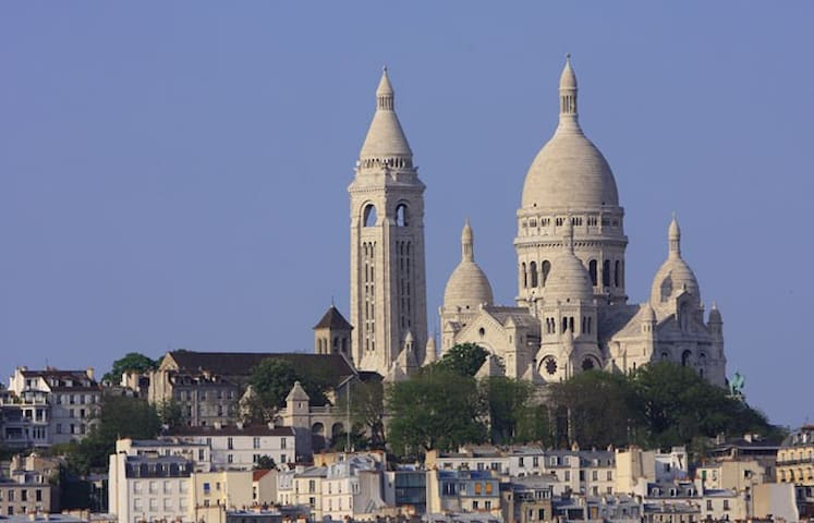 coeur de Montmartre