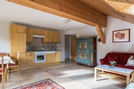 Sonnige gemütliche Ferienwohnung - Scharnitz