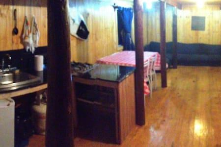 Cómodo loft para 6 personas - Pupuya
