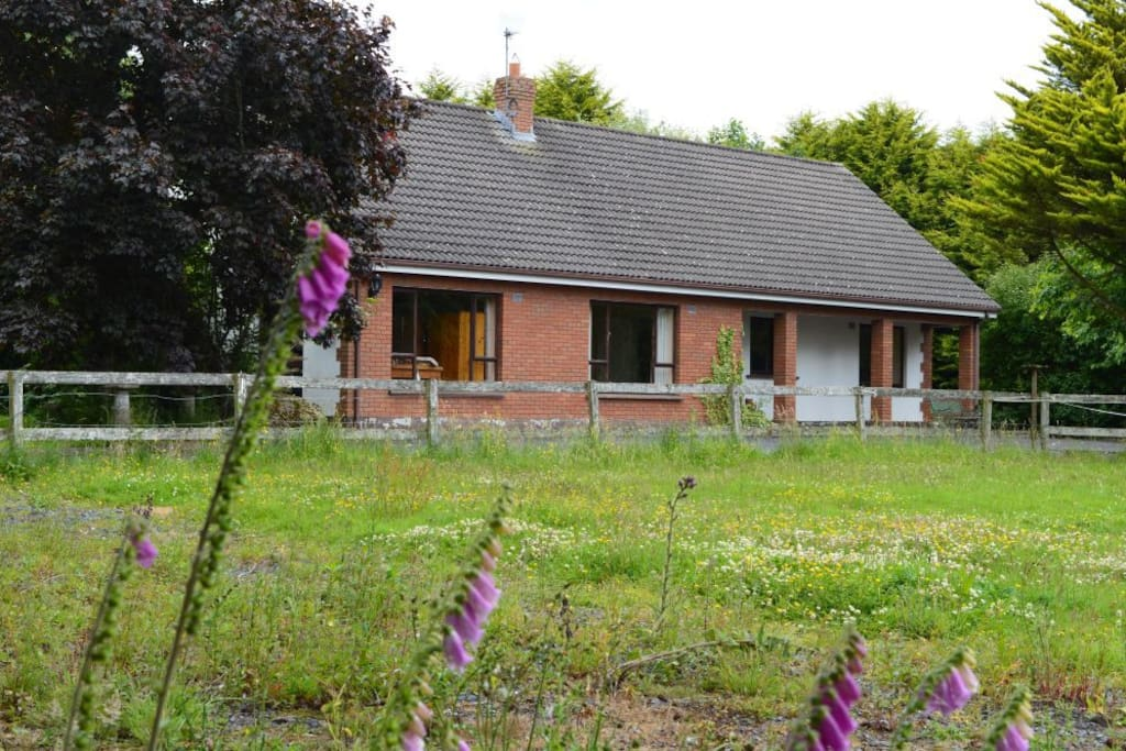 Our 4 bed country  holiday home
