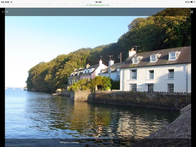 Morgan's Cottage, Dale, West Wales - Haverfordwest  - House