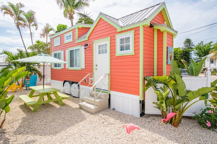 Flamingo Tiny Home